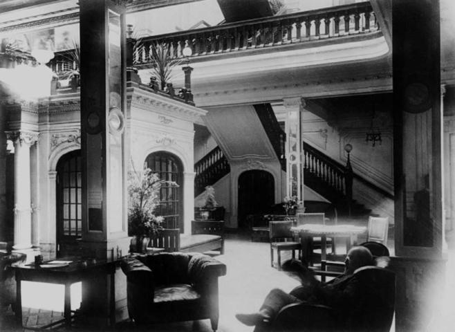 Hotelería y Hoteles en la historia de Valparaíso